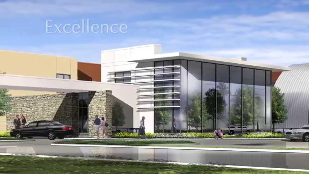 The New Goleta Valley Cottage Hospital
