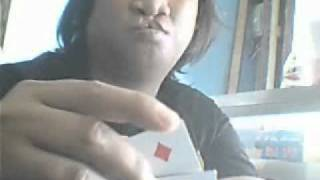 magic trick raising card jerick ganibe