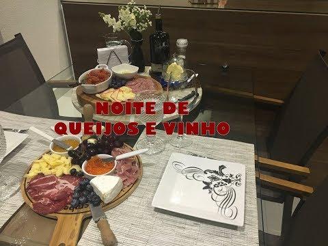 Noite de Queijos e Vinho - Tábua de frios - Das 8 às 18h  #vinho