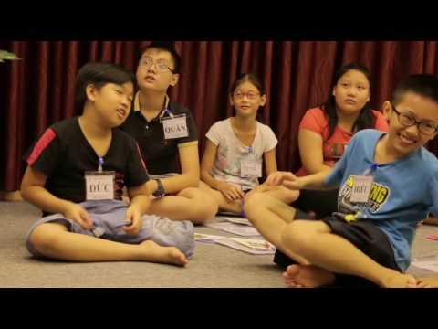 Rèn Luyện Kỹ Năng Sống Dành Cho Học Sinh - Khoá Học Thiếu Niên Siêu Đẳng K32/2016