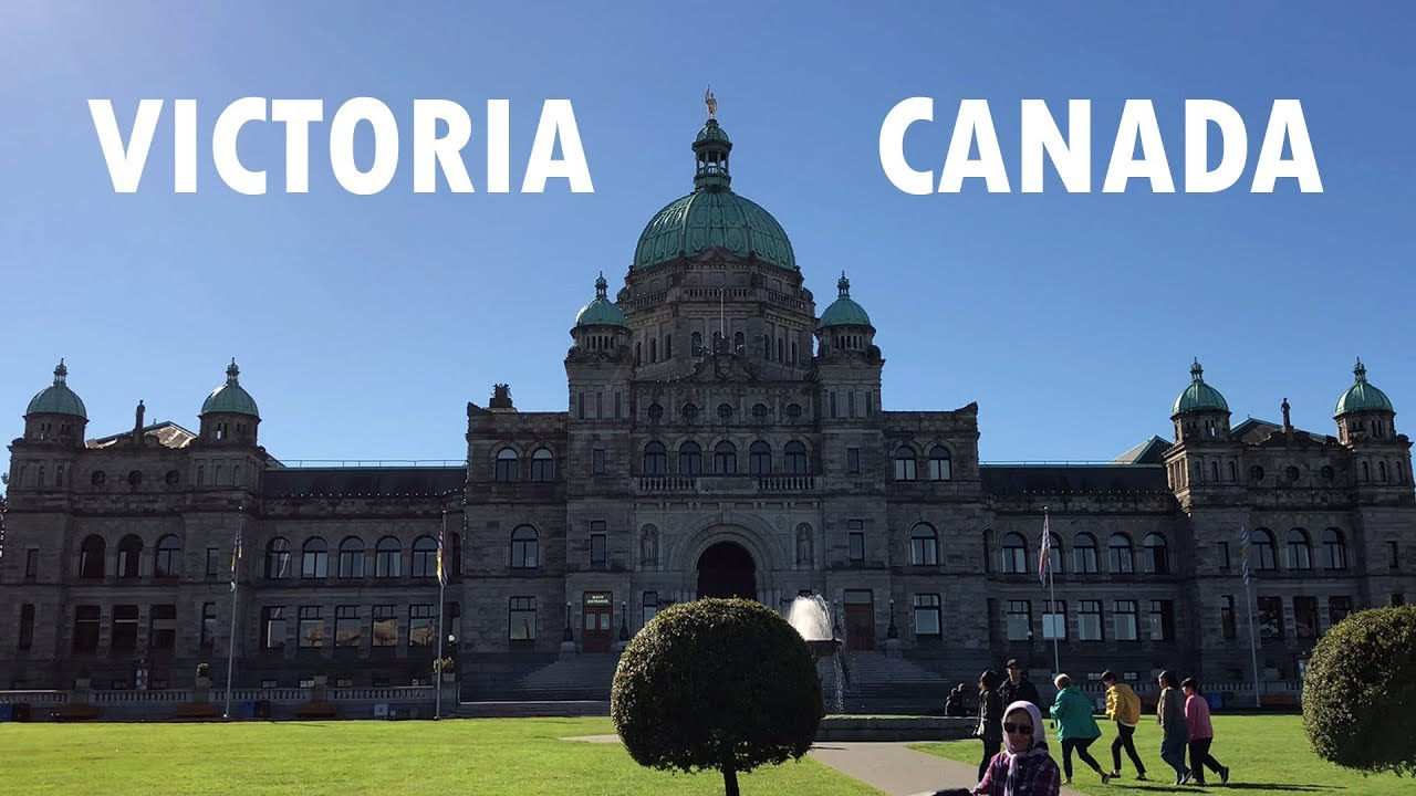 Tourism Victoria British Columbia Canada - YouTube
