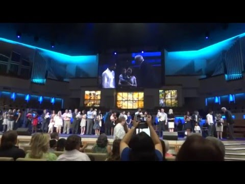 Viagem à Orlando - First Baptist Church