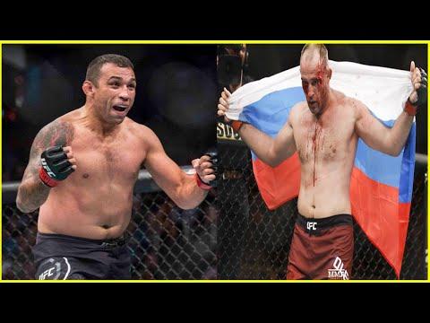 Fabricio Werdum vs Alexey Oleinik Set to Headline UFC Moscow