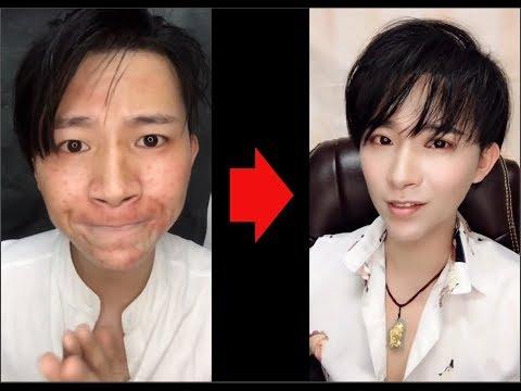 Power Of Makeup  [Boy Version]   Don't Judge Challenge    Makeup challenge   Makeup Art   Part 3