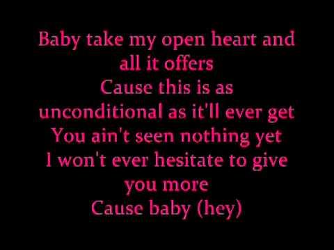 U Smile - Justin Bieber - Lyrics