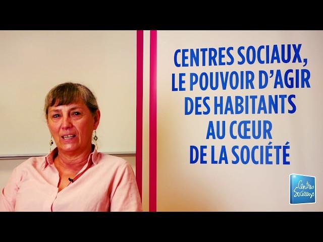 Des défis de société...à relever avec les centres sociaux !