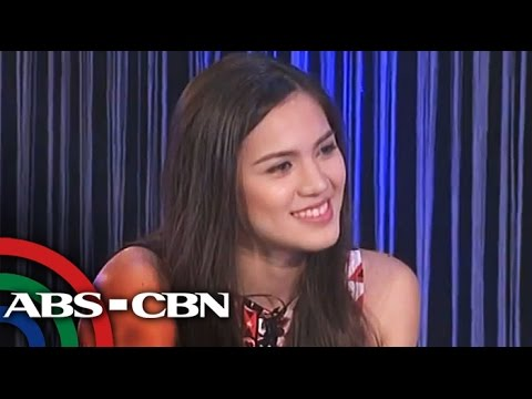 Michele Gumabao wants to work with John Lloyd