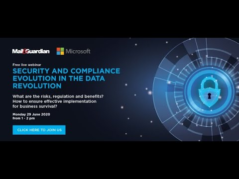 Security and Compliance Evolution in the Data Revolution