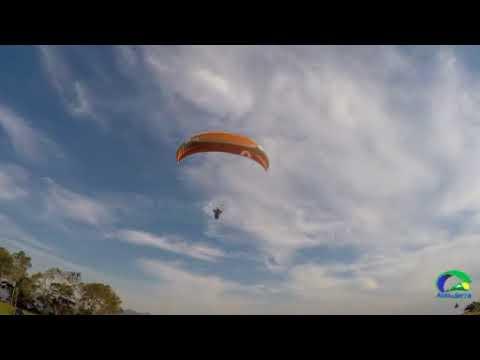 Treinamento de pouso na rampa - Adriano Cardoso - 0909