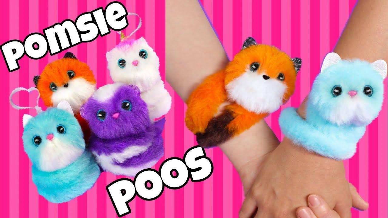 Pomsie Poos mini Series 1