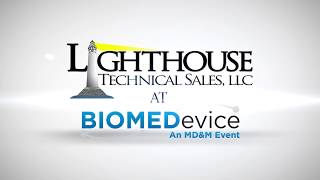 Lighthouse Technical Sales at BIOMEDevice Boston