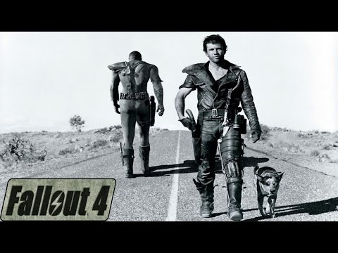 FALLOUT 4 Poster Hoax & Interplay Dev Working On Mad Max? - H.A.M Radio Podcast Ep 16