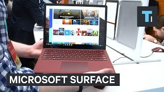 Hands-on with Microsoft's newest laptop