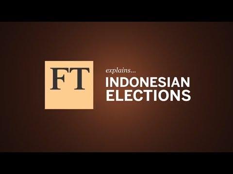 Penjelasan proses pemilu di Indonesia oleh Financial Times