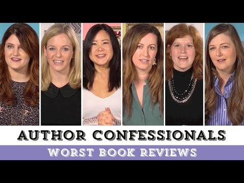 Author Confessionals: Worst Book Reviews | Epic Reads Exclusive
