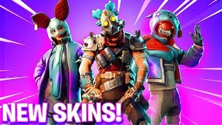 NEW Fortnite Skins are coming in the Item Shop... (Fortnite Battle Royale)