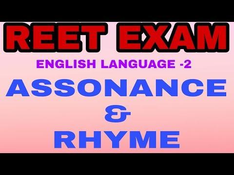 figure of speech part-2 assonance nd rhyme