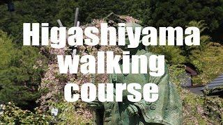 Higashiyama Walking Course, Takayama, Japan, 高山 - Canon 80D - Virtual Trip