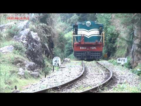 NILGIRI MOUNTAIN RAILWAY UAM COONOOR PASSENGER:Indian railways