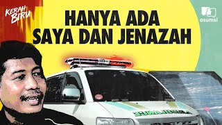 Download lagu Kerah Biru: Kisah Supir Ambulans Mengantar Jenazah TKI