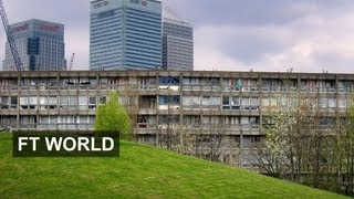 The Canary Wharf boom and local jobs | FT World