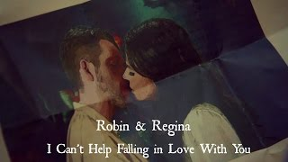 Robin Regina I Can T Help Falling In Love With You