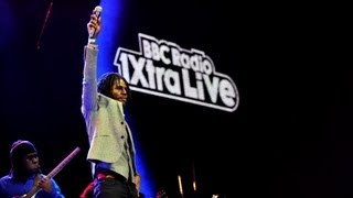 Chronixx - Here Comes Trouble at 1Xtra Live 2013