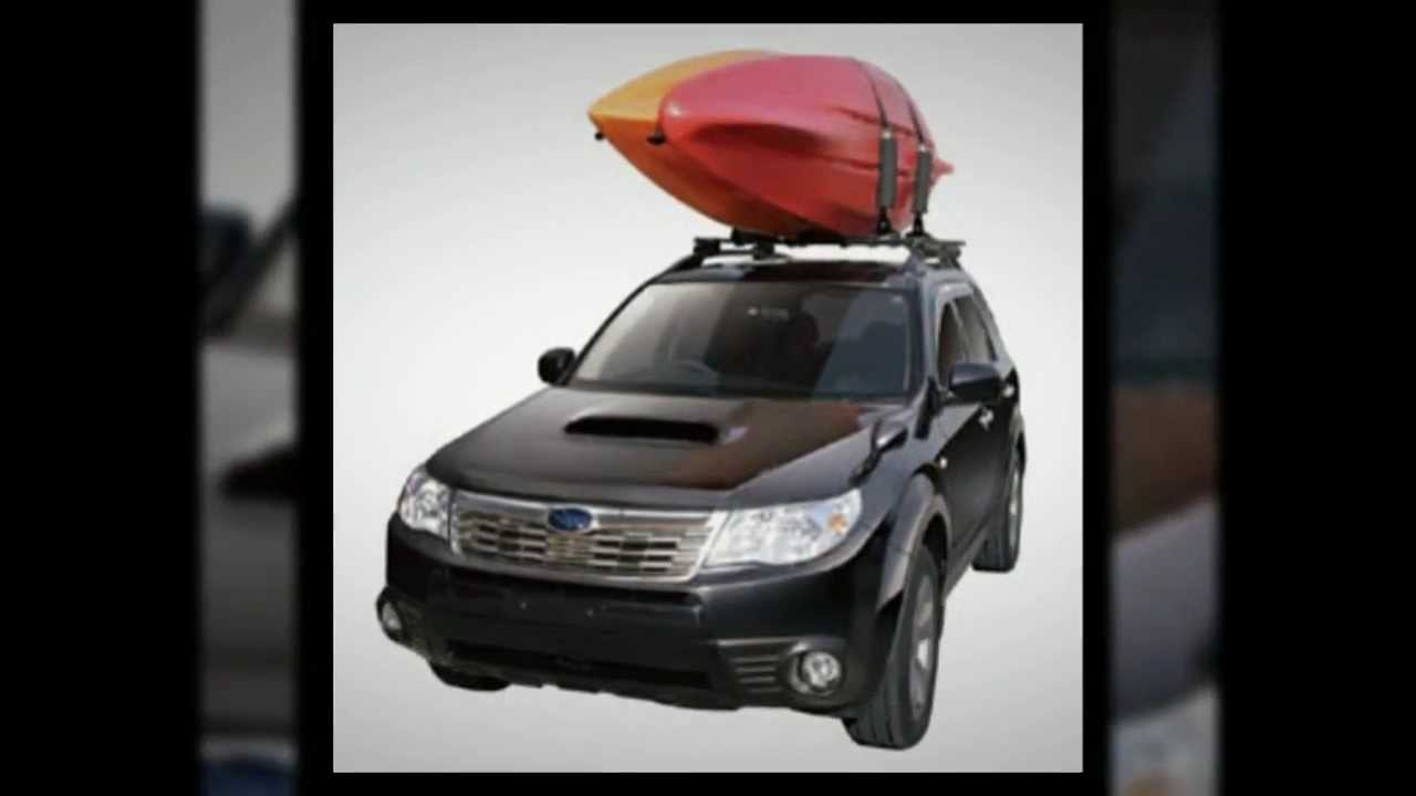 Inno Easy Mount Dual Kayak Carrier With Universal Mounting System