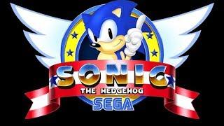 Trash Play Sonic the Hedgehog SMD 1