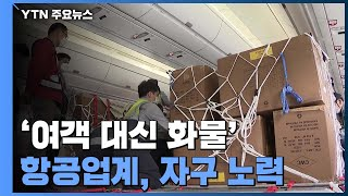 '여객 대신 화물'...항공업계, 위기 …
