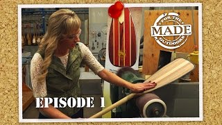 """Made for the Outdoors (2015) EPISODE 1: """"Bending Branches & Clarkfield Outdoors"""""""