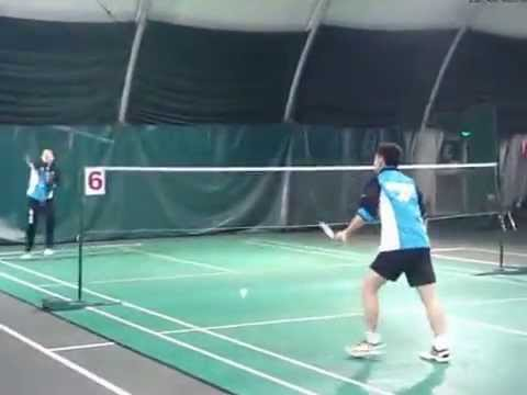 Koo Kien Kiat & Tan Boon Heong Warm Up Session