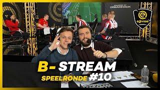B-STREAM I SPEELRONDE 10 I eDivisie 2019-2020 FIFA20