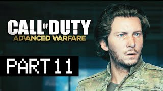 call of duty advanced warfare walkthrough part 11 collapse ps4 gameplay commentary