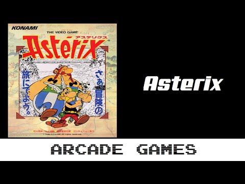 Asterix   アステリクス (Quick Gameplay) Arcade
