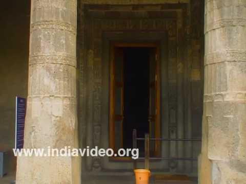 The Caves at Ajanta in Maharashtra