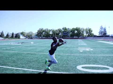 2015 Mike Turner Football Highlights