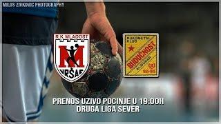 RK Mladost - RK Buducnost Alibunar Uzivo prenos