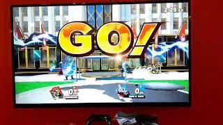 Ganon (S1NBY) vs King K. Rool (Deggshot) Super Smash Brothers Ultimate Gameplay