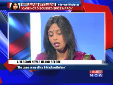 Devyani Khobragade speaks out on her sensational arrest - Exclusive Full Interview