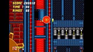 Foxy in Sonic the Hedgehog 2 (Genesis) - Longplay
