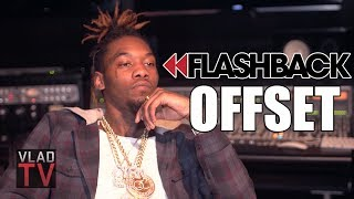 Gambar cover Flashback: Offset Explains Getting Eiffel Tower Face Tat in Honor of Late Friend