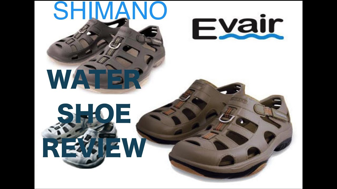 Shimano Evair Shoes Review - YouTube 336e8efe960