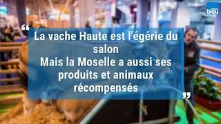 La Moselle qui gagne au salon de l'agriculture
