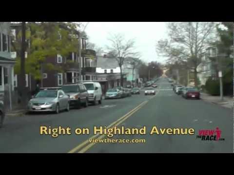 Ras na hEireann USA 5k Road Race Somerville Massachusetts.mov