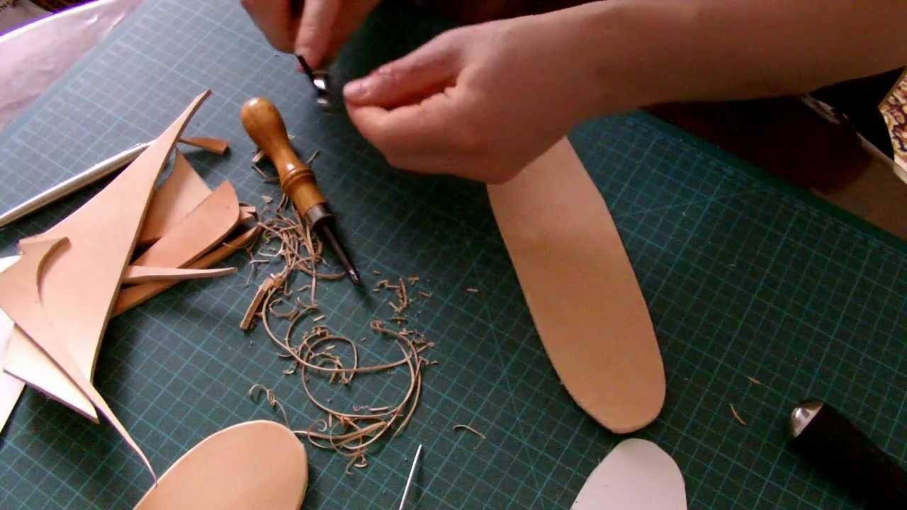как сделать чехол для ножа своими руками