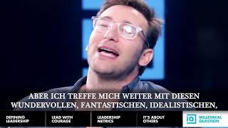 Simon Sinek über Millennials komplett auf Deutsch - Simon Sinek Deutsch
