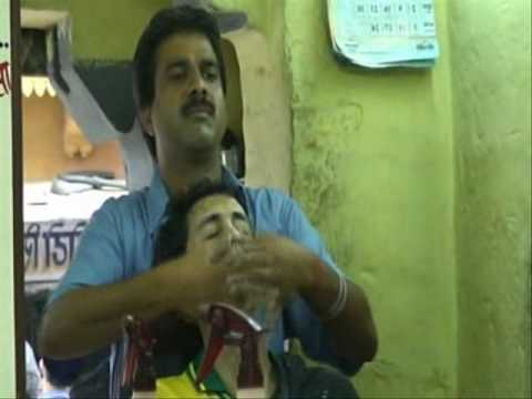 Indian Style Head Massage - Directors Cut Extended Version