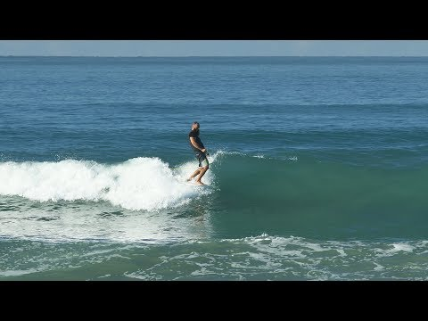 Father and Son on a Surf trip in COSTA RICA