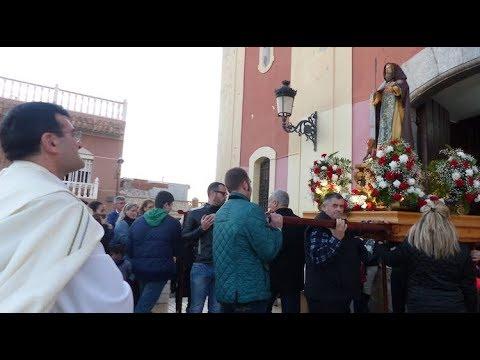 Procesión de San Antón (Cartagena)